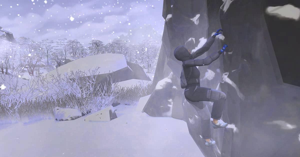 Impara L'arrampicata Su Roccia In The Sims 4