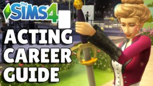 The Sims 4: Guida alle abilità di recitazione