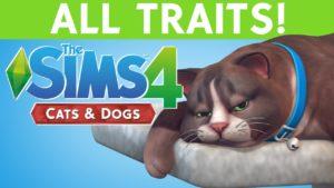 The Sims 4 Pet Tratti (Cani E Gatti)