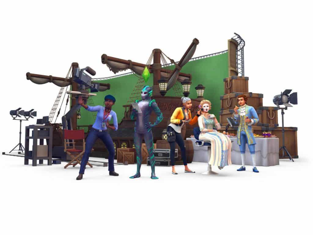 The Sims 4: Guida all'aspirazione degli attori principali